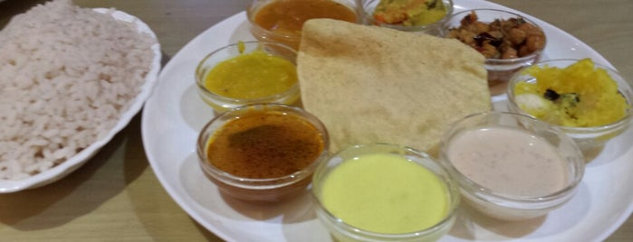 Ananthapuri Restaurant is one of east east london.