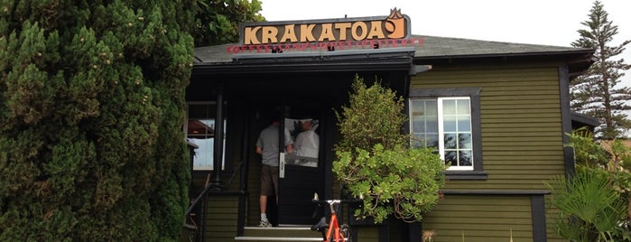 Krakatoa is one of San diego CA 🌴.