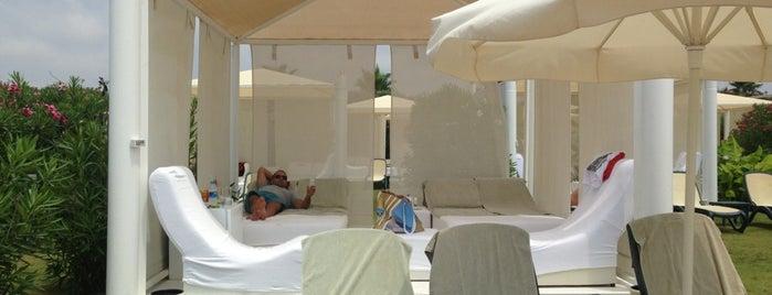 Calista Private Beach is one of antalya~ alanya~ side~belek.