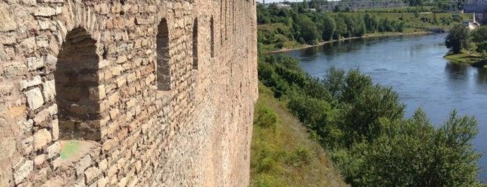 Ивангородская крепость is one of Питер.