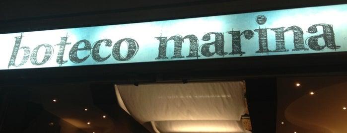 Boteco Marina is one of Comer e Beber em Salvador.