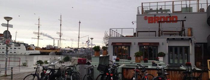 BBrood & Koffie is one of I ♥ Noord.