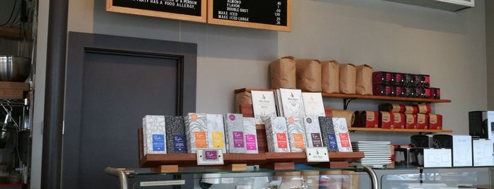 Nine Bar Espresso is one of Coffee Thirsty.