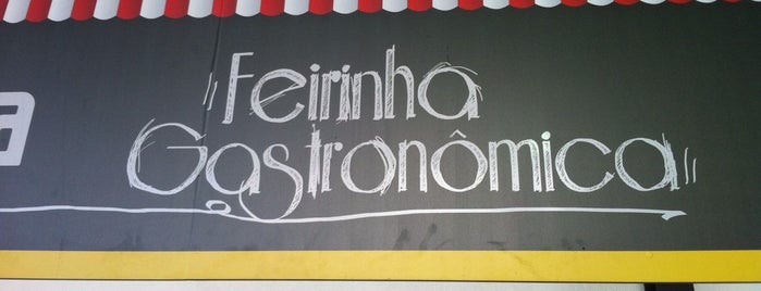 Feirinha Gastronômica is one of Comes Bebes SP.