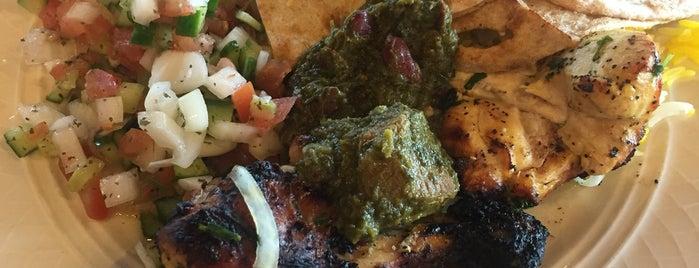 Shandiz Mediterranean Grill & Market is one of DFW -More Great Food.