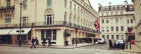 Haymarket Hotel is one of London 🇬🇧.