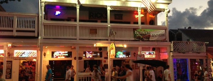 Lazy Gecko Bar is one of Key West Cronked.