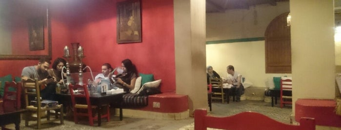 El Shader Cafe is one of Must try in Maadi.