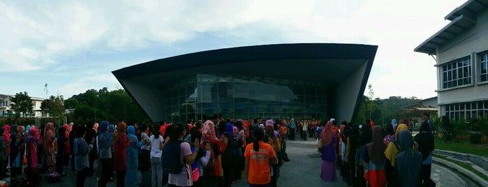 Pusat PERMATApintar Negara is one of Learning Centers,MY #5.
