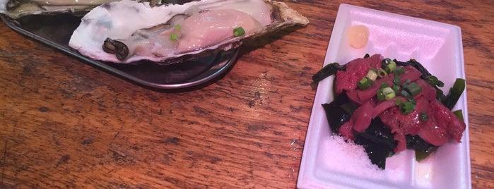 魚草 is one of lieu a Tokyo 2.