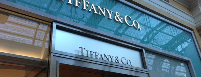 Tiffany & Co. is one of The 13 Best Jewelry Stores in Las Vegas.