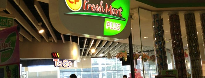 CP Freshmart Plus is one of Work places.