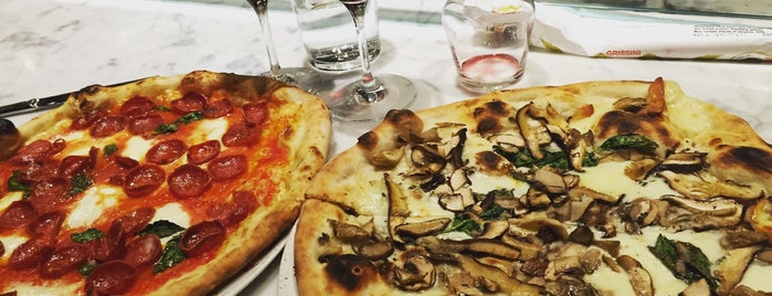 Babbo Pizzeria is one of Boston To Do List.