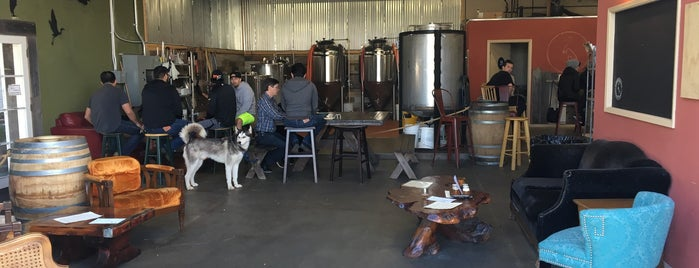 Elkhorn Slough Brewing Co. is one of California Breweries 2.