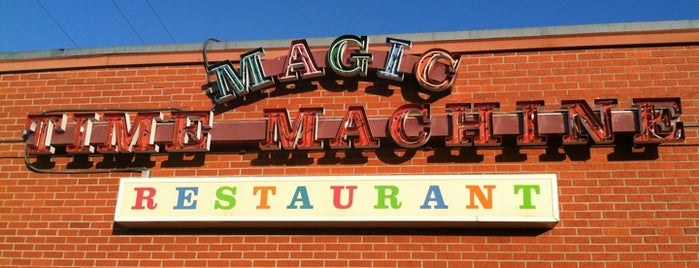 The Magic Time Machine is one of Not-so-Usual Things to Do.