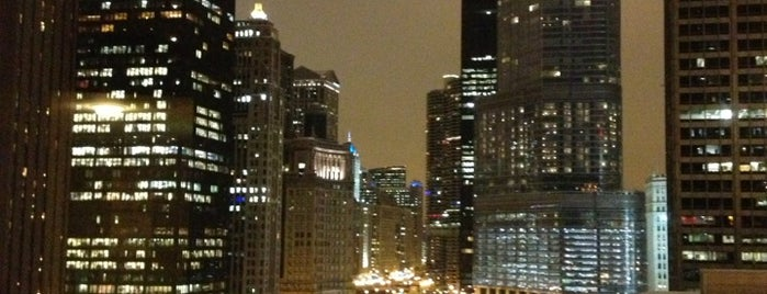 Sheraton Grand Chicago is one of Bus Shuttle and Transportation Planning Services.