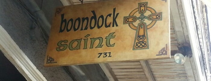 Boondock Saint is one of New Orleans, LA.