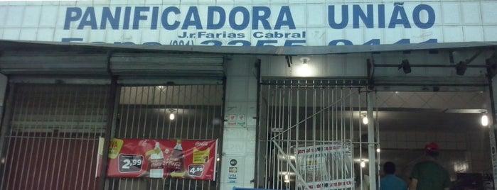 Panificadora União is one of gostei.