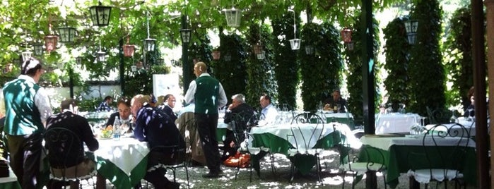 Ristorante da Berti is one of i posti di Nat - mangiare a Milano.