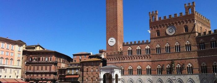 Siena is one of Italien.