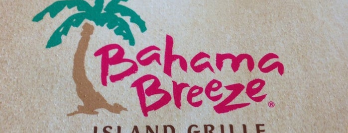 Bahama Breeze is one of Brunch/dining spots.