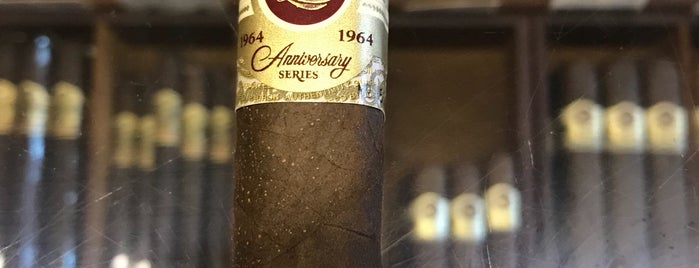 Georgetown Tobacco is one of The 15 Best Places for Cigars in Washington.
