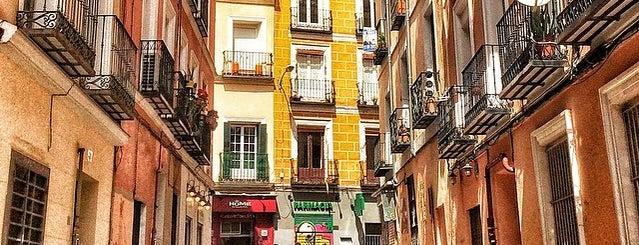 Barrio de Malasaña is one of Volta ao Mundo oneworld: Madrid.