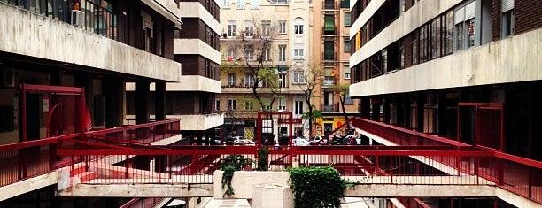 Bajos de Argüelles is one of Madrid sin gluten.