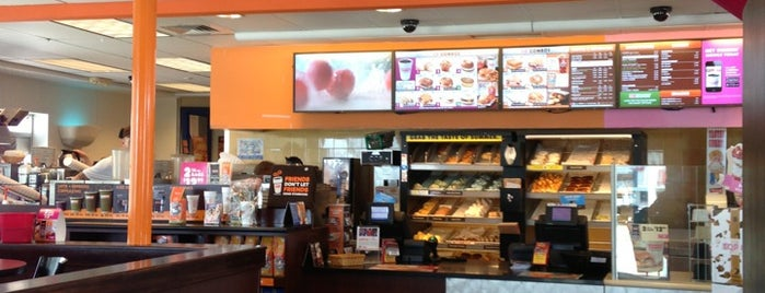 Dunkin Donuts is one of Willow Park, Texas Spots.