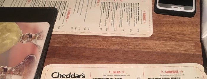 Cheddar's Scratch Kitchen is one of dining.
