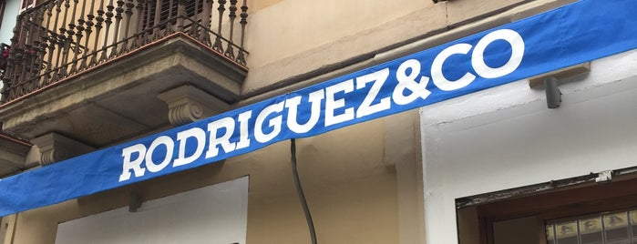 Juice Rodriguez & Co is one of M&M Barcelona centre.