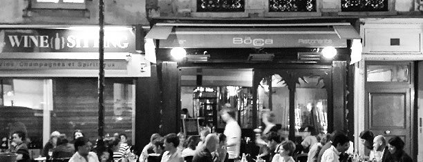 La Bocca is one of Paris.