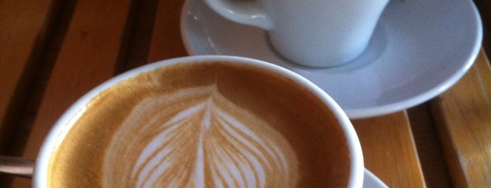 The Russet is one of Hackney Coffee, yeah!.