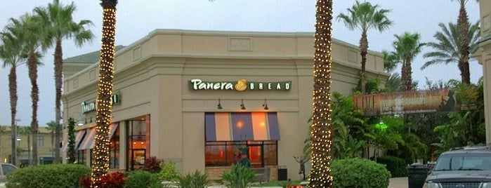 Panera Bread is one of Food.