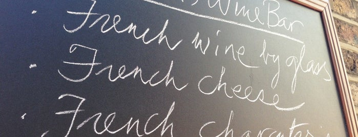 Edwin's French Wine Bar is one of London.