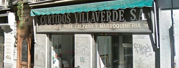 Curtidos Villaverde is one of Madrid.