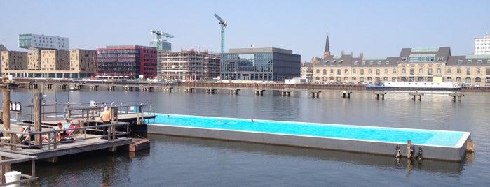 Badeschiff Berlin is one of Berlin.