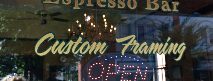 Federal Street Gallery & Espresso Bar is one of Random.