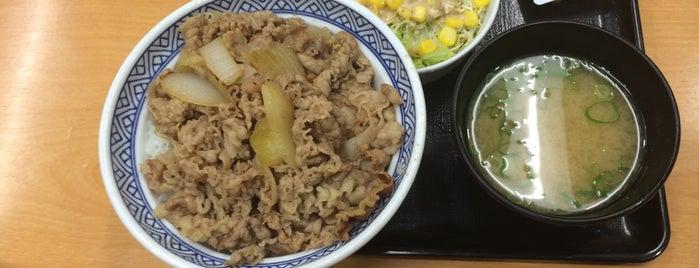 吉野家 小田急海老名駅店 is one of 海老名・綾瀬・座間・厚木.
