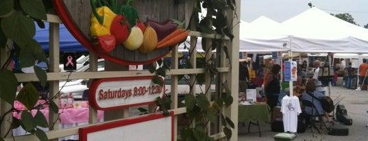 Alpharetta Farmer's Market is one of OTP North Atlanta Love.