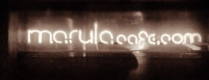 Marula Café is one of LA LATINA.