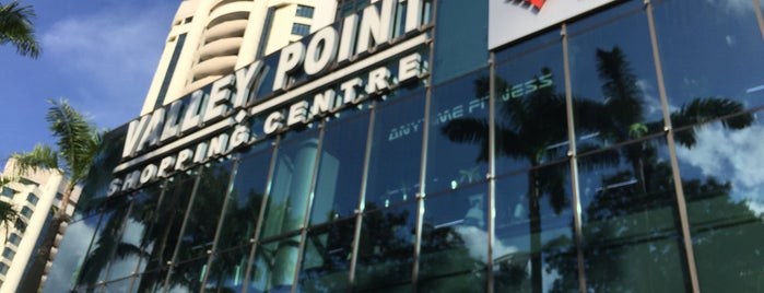 Valley Point Shopping Centre is one of Shops & Malls & Places.