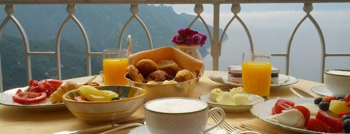 Belmond Hotel Caruso is one of Naples, Capri & Amalfi Coast.