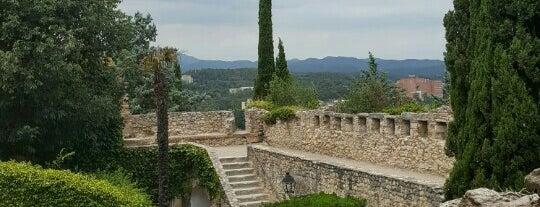 Jardins de la Francesa is one of girona I.