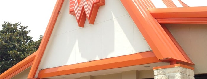 Whataburger is one of Favorite's.