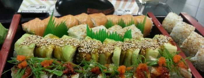 японаХата / yaponahata is one of Sushi. Kyiv. Японская кухня.