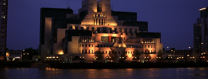 MI6 is one of Die Another Day (2002).