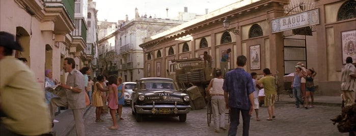 Mercado Central is one of Die Another Day (2002).