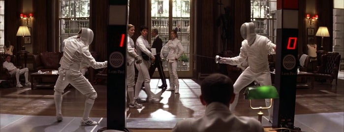 The Reform Club is one of Die Another Day (2002).