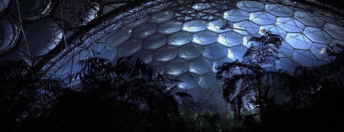 The Eden Project is one of Die Another Day (2002).